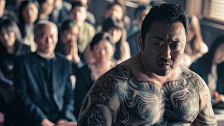 韩国犯罪片比日本要更胜一筹,以暴制暴,脾气太烈了