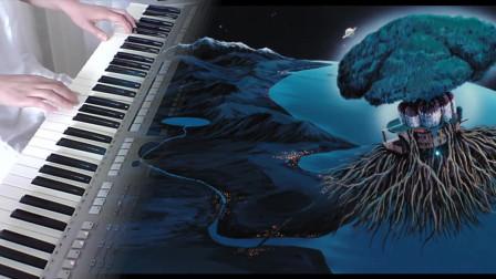 电子琴演奏--《天空之城》
