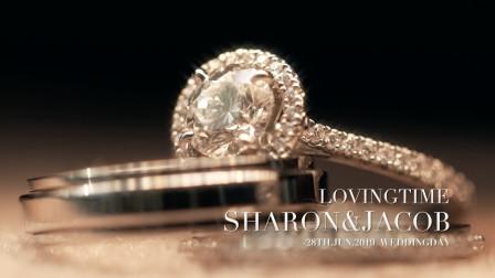 【Sharon & Jacob】时尚风格婚礼快剪·LovingTime出品