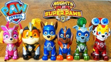 汪汪队立大功 玩具狗和小孩玩具 和 儿童视频 Paw Patrol