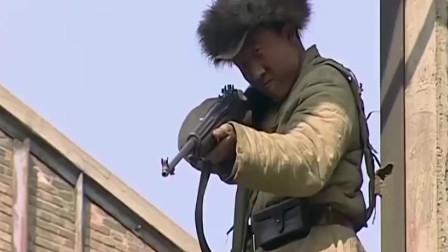 战北平:士兵枪法神了,根本弹无虚发,不愧是红四连的战士