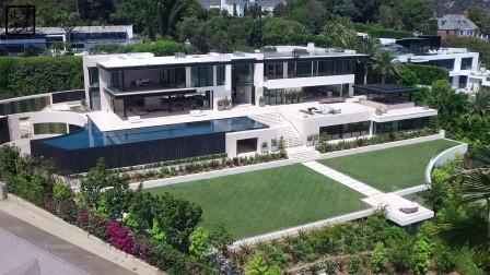 1.8亿美元能干什么?你可以在洛杉矶买套豪宅与好莱坞巨星做邻居