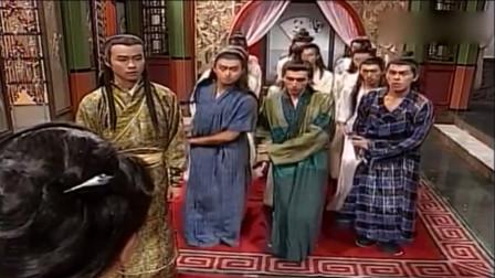 女子把江玉郎带到自己的地下皇宫,没想到竟有这么多男宠,辣眼睛