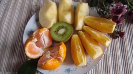 你吃水果削皮吗?切记吃这些果蔬的皮易中毒,家里有小孩的注意了