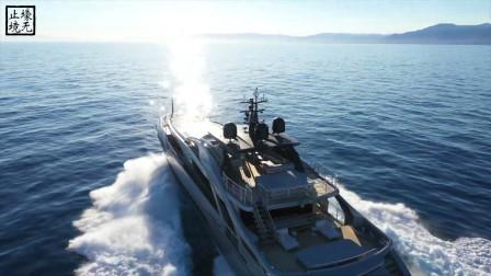 法拉帝游艇集团旗下新旗舰诞生!全新Pershing 140超级游艇