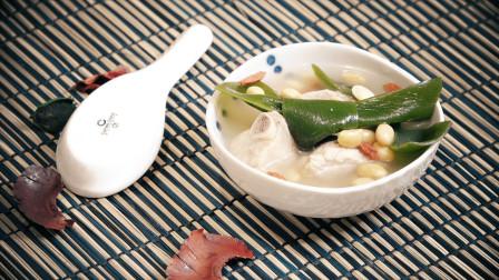 如何做补钙海带黄豆排骨汤