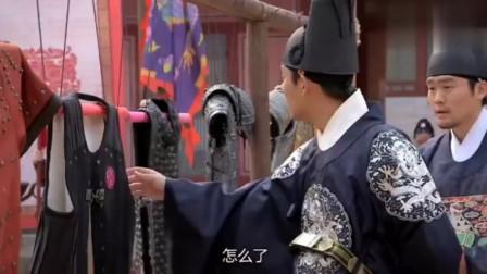 灰姑娘把爱全部绣在战袍上 不料世子秒懂含义!