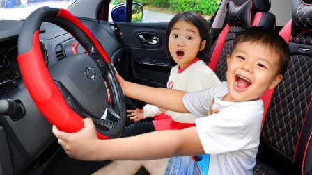 宝蓝儿童亲子萌宝乐园!和新朋友们一起去首尔游乐园玩!