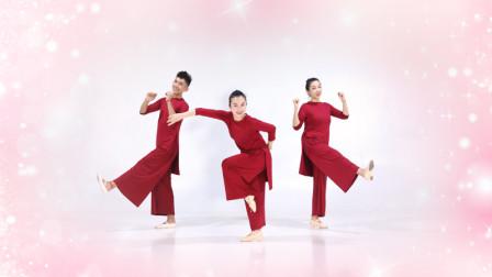 糖豆广场舞课堂《家乡谣》彝族舞教学