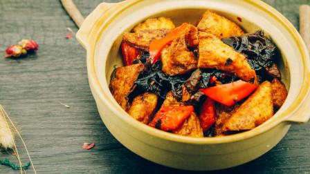 无需油炸的简易版家常豆腐