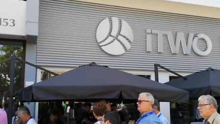 RIB德国总部技术开放日在斯图加特iTWO 5D实验室里成功举办!