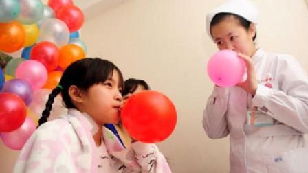 看完气球的生产过程,你还敢用嘴吹吗?干过的傻事有不少