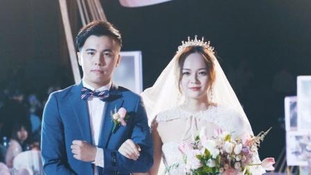 TS婚礼视频定制:温培鑫&陈小环 | 婚礼电影