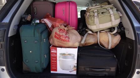 SUV和MPV车主要重视,后备箱这样放被称后备箱杀手,别不当回事
