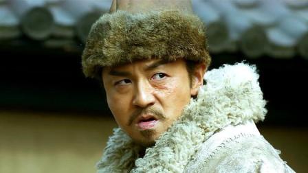 长安十二时辰:张小敬独闯狼窝,战斗力爆炸吊打狼卫,太帅了