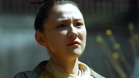 长安十二时辰:李必忍泪告别檀棋,这段哭了一万遍,张小敬都心疼