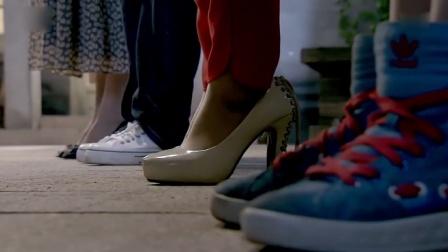 4个女儿让老爸头痛,性格完全不一样,从4双鞋子就可以看出来!