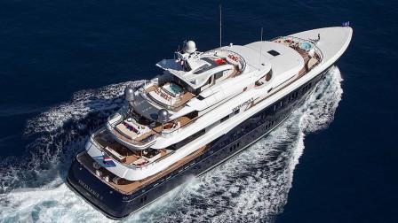 炎热夏季的正确打开方式,Arience超级游艇让你在地中海度过一个完美假期