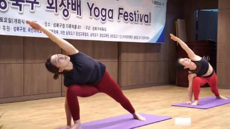 瑜伽比赛双人游戏