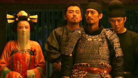 长安十二时辰:张小敬这步棋走对了,众将士当场弃械,霸气!