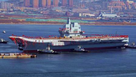 中国军迷质疑国产造船能力,国产航母甲板生锈是否急功近利?
