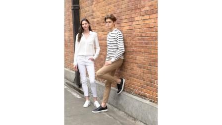 产品展示  青春活力,舒适相随,ECCO爱步情侣鞋子(简一)