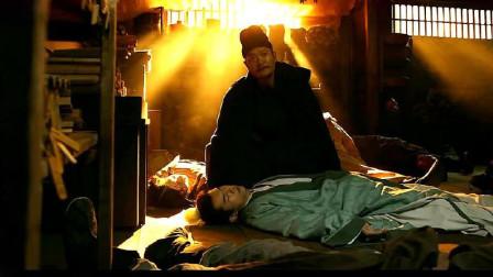 十二时辰:危险来袭,李必装死躲过一劫,这反应让我佩服!