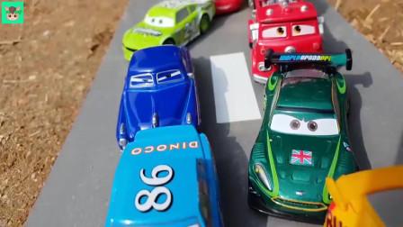 汽车玩具儿童学习视频玛丽安多斯