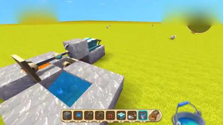迷你世界:制作系列之如何快速获得大量石头?