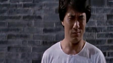 成龙经典电影:裙里腿,腿法快准狠,黄麒英老婆也是个武术高手