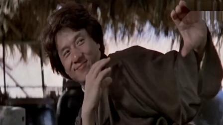 成龙经典电影:说我醉拳没劲打不死人,太瞧不起人了
