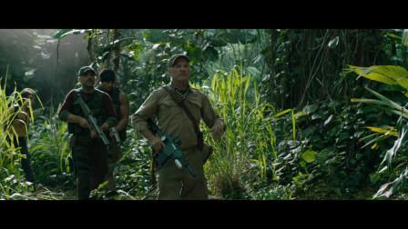 侏罗纪世界2:这是什么破士兵,服从命令的职责去哪了