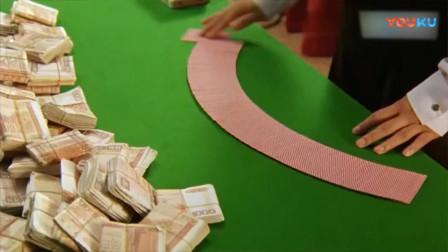 徒弟赢了1亿要走, 千王之王不肯, 新科赌圣亲自下场决雌雄