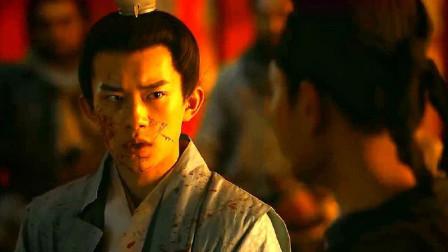 长安十二时辰:李必惨遭嘲讽,下一秒用眼神秒杀对手,厉害了!