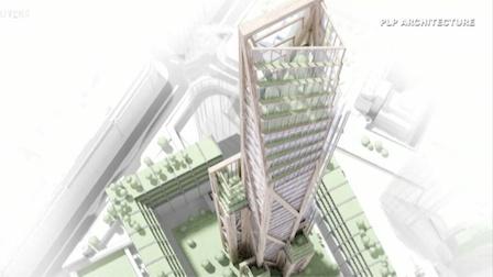 《走进美国》木材结构摩天大楼是未来趋势?!