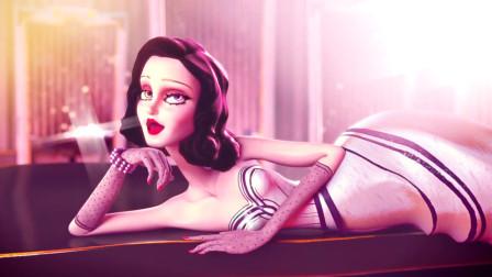 年轻貌美的女明星接受不了容颜衰老后的自己,不断整容却未能如愿