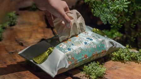 唐兔兔 纸巾盒子创意纸巾套教程