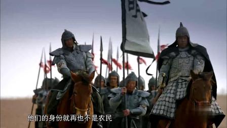揭秘,朱元璋设立的军屯制度,让农民成为猎杀蒙古铁骑的彪悍士兵