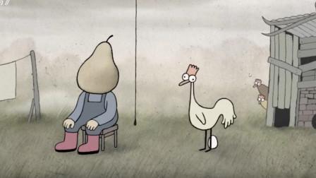 一只受压迫的公鸡,竟会下蛋,还习惯了这样的生活