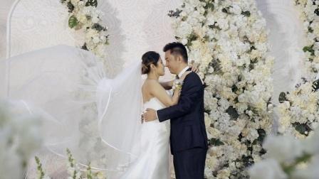 TS婚礼视频定制:华府婚礼 | 婚礼电影
