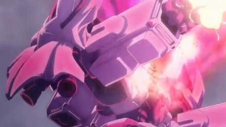 机动战士高达NT:驾驶室又闹鬼了,遭遇女鬼入侵,男主要开挂?