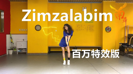 【南舞团】Zimzalabim 舞蹈模仿 翻跳