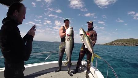 澳大利亚东海岸渔猎自由潜水