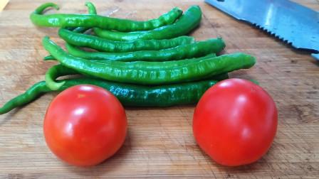 青椒最解馋做法,不加一点肉,比农家小炒肉还过瘾,下酒又下饭