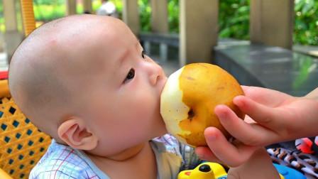 坚持吃一个月的梨子,皮肤真的可以变白吗?不信可以试试