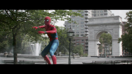 复仇者联盟:蜘蛛侠和那个人让飞船吸入舱中,太可怕了