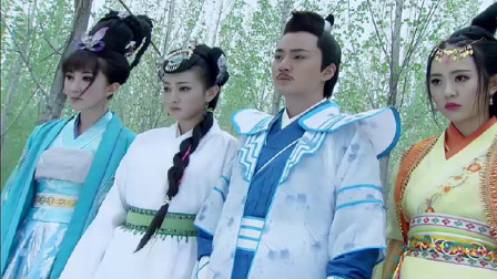 3女1男前来祭拜故人,不料他俩身份都特殊,竟都是薛刚的弟弟
