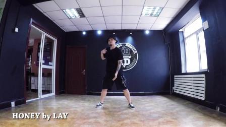 【沈阳I.D视频教学】《HONEY》by 张艺兴 分解教学第一部分