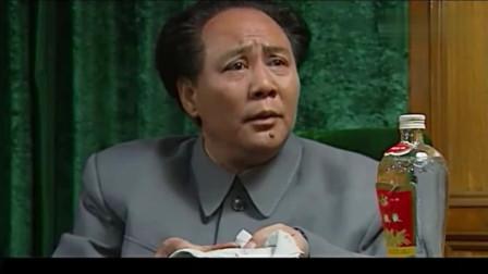 彭德怀拿着毛岸英的遗物含泪来向毛主席负荆请罪,主席这么说