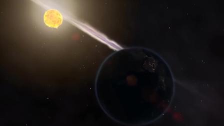 太阳消失后,人类该如何面对呢?